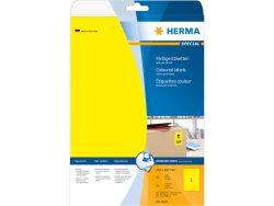 HERMA printer etiketten